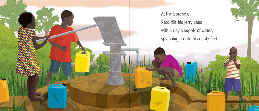 At-the-Borehole