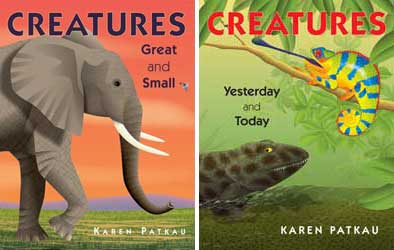 Creatures-Books